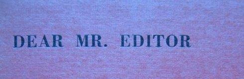 Dear Ms Mr Cover Letter