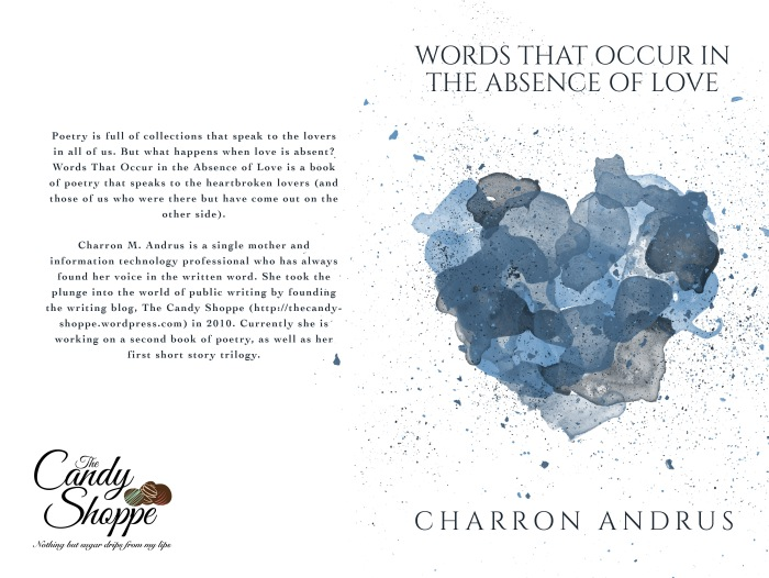 New Cover Design for Words That Occur in the Absence of Love